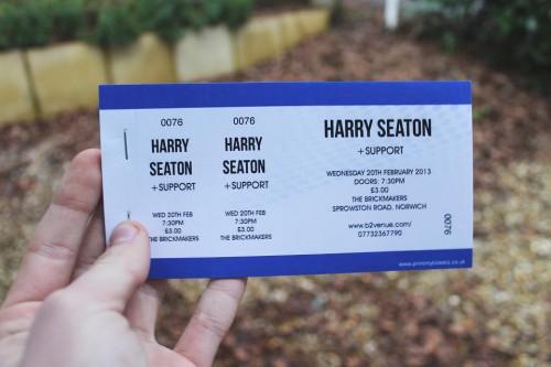 Harry Seaton the Hopeless Dreamer