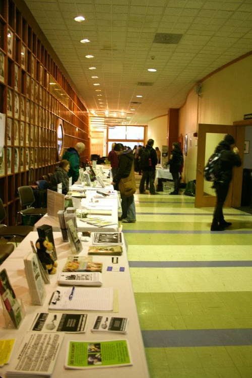 11th Annual North American Conference for Critical Animal Studies (Tabling)