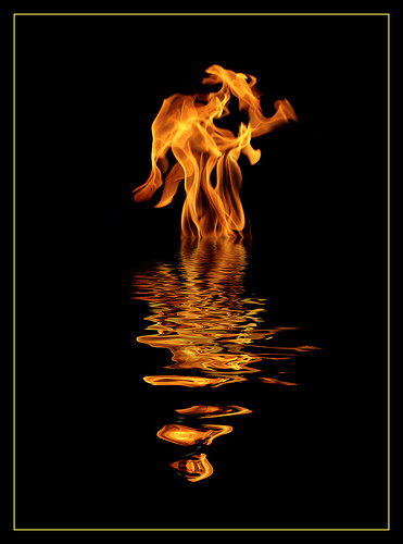 Water On Fire