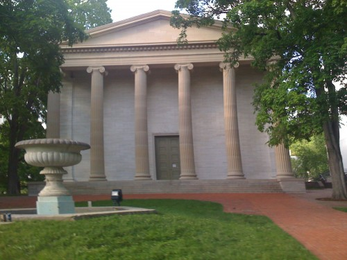 I PHOTO NINE OLD CAPITOL EXTERIOR