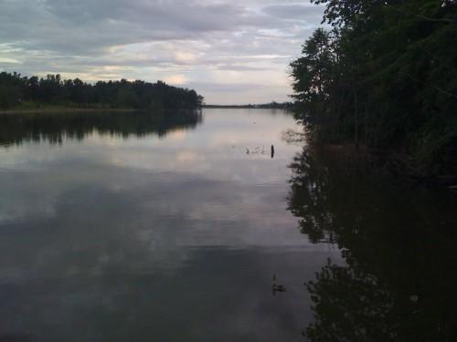 N PHOTO FOURTEEN FREEMAN LAKE ELIZABETHTOWN