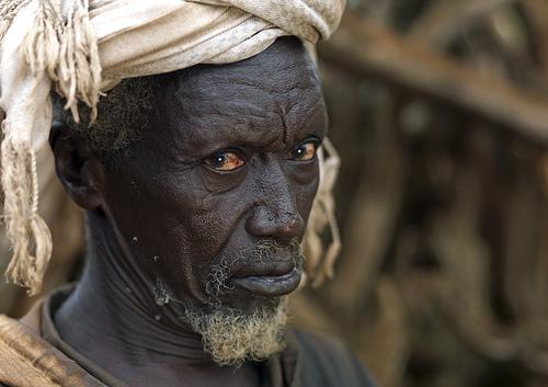 Konso chief Ethiopia