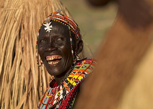 El Molo smile - Kenya