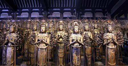 Kyoto 1001 Buddhas