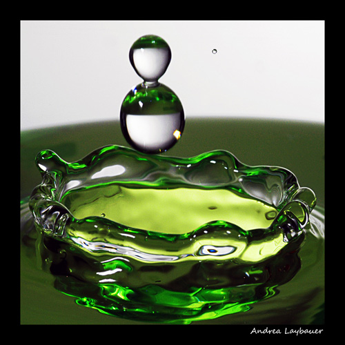 silky green