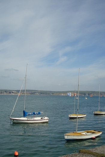 A view from the Nothe Fort