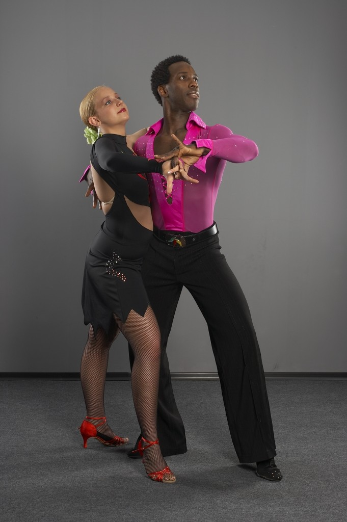 Teodora Yordanova and Maestro Alfredo Torres