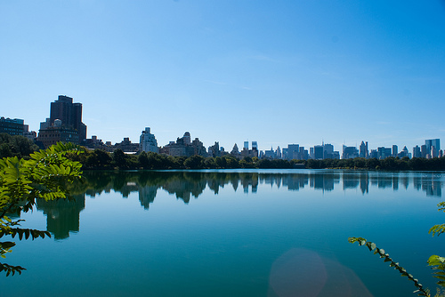 Central Park Reservoir – Soundwave