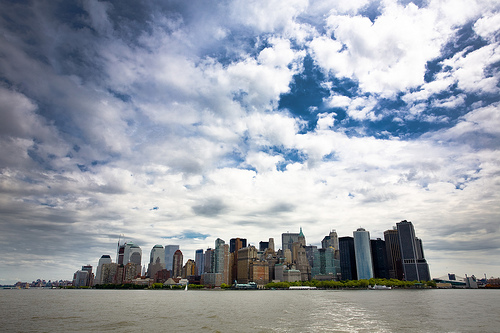 New York City, by day