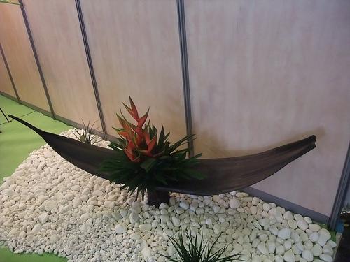 Ikebana à la Japan expo
