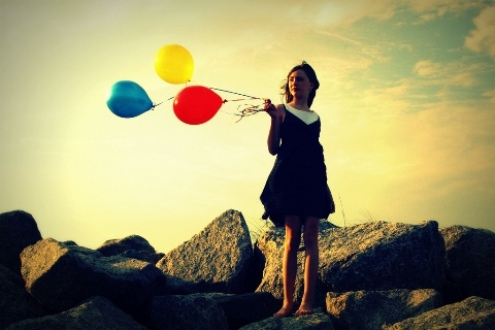 Balloons by Abby Hollandsworth