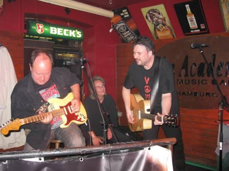 Bernd Kuhl, Mickie Stickdorn and Matt Charles