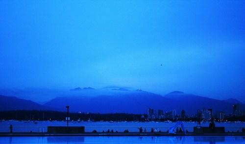 Vancouver skies