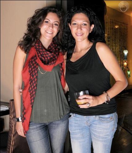 Hadeel El Deeb & Noha Nabil