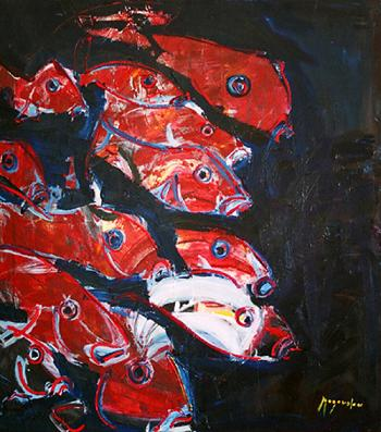 red shoal