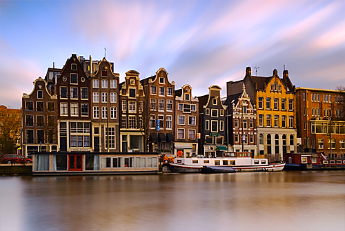 Amsterdam - Dutch Skyline