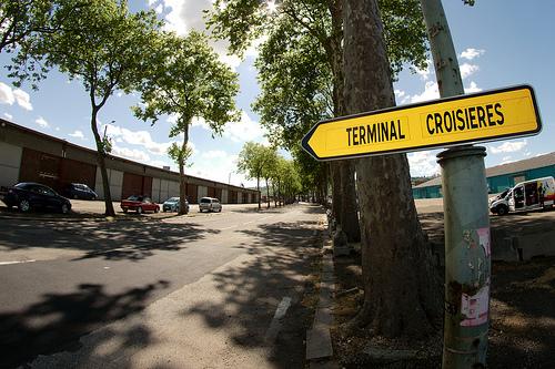Terminal Croisieres
