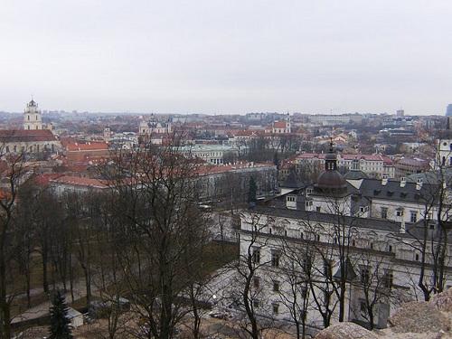 Vasilena Popilieva, Vilnius, Lithuania