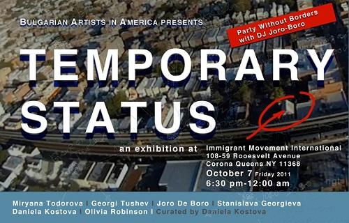 Temporary Status